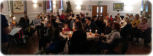 Christmas Messy Church Christingle